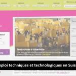 Offres d'emploi techniques et technologiques à Saint Julien en Genevois