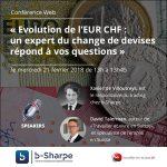 conférence sur l'EUR CHF
