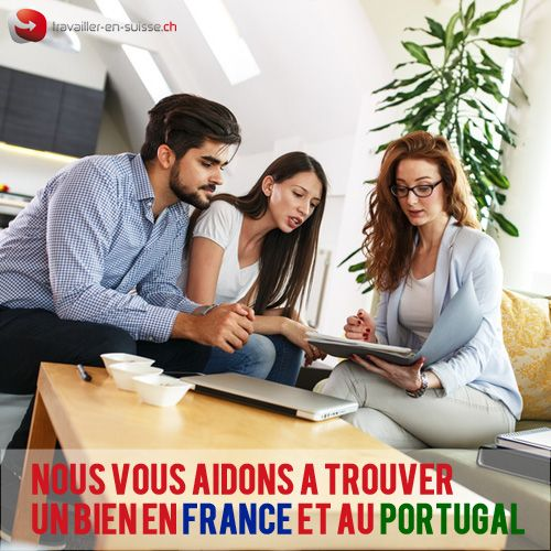Trouver un bien immobilier en France ou au Portugal