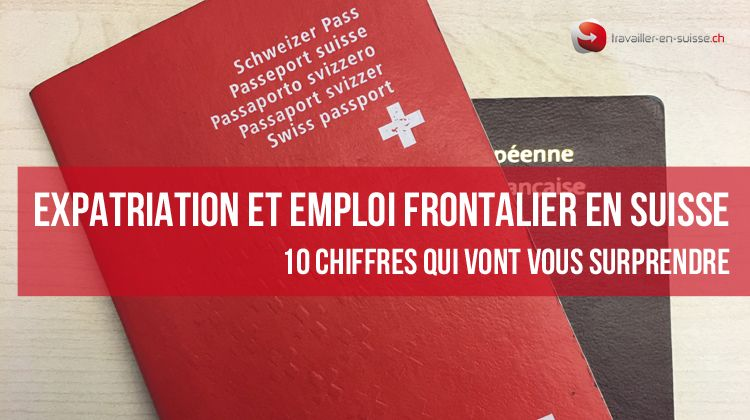 chiffres immigration et frontaliers