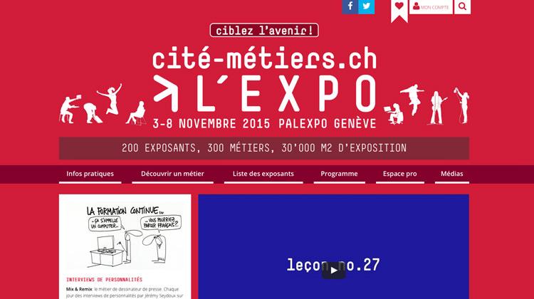 Cité des métiers à Genève