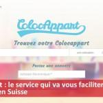 La colocation en Suisse – mode d'emploi