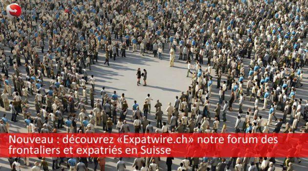 Découvrez notre forum des frontaliers et expatriés en Suisse