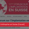 Forum sur l'implantation d'entreprises en Suisse