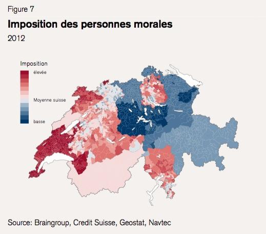 cr u00e9er son entreprise en suisse   les cantons al u00e9maniques sont les plus attractifs