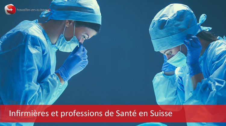 infirmi u00e8res et professions de sant u00e9 en suisse
