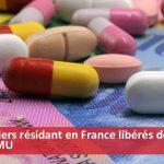 Les frontaliers français libérés de la LAMal ou de la CMU