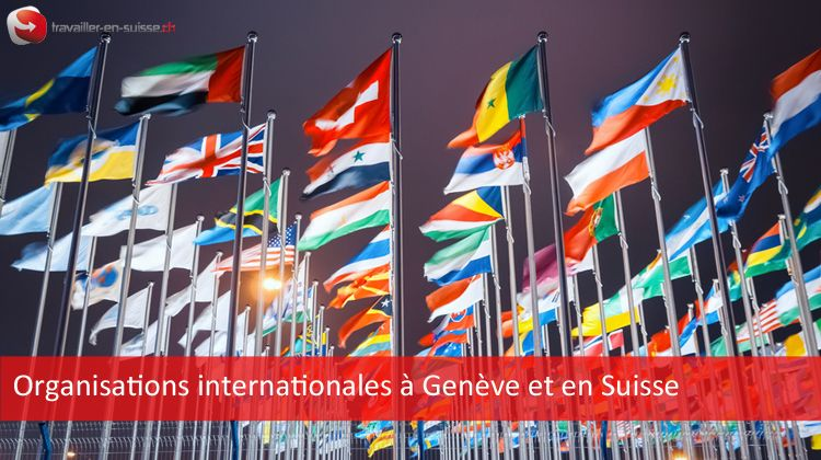 Organisations internationales à Genève