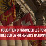 préférence nationale suisse