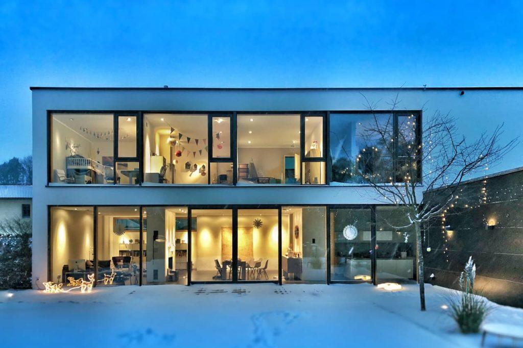 prêt immobilier frontalier en Suisse