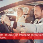 Quasi-résident : les frais de transport seront bien limités à 500 francs suisses
