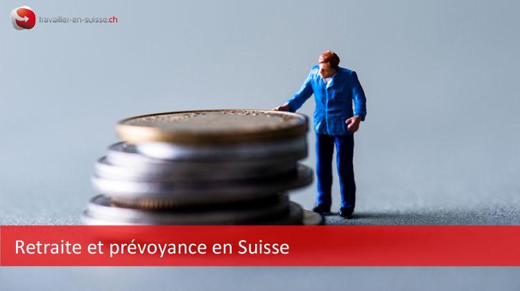 retraite en Suisse et prévoyance
