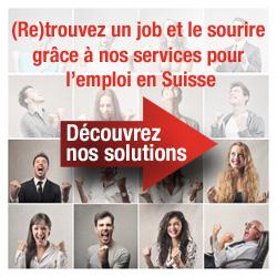 Nos solutions pour travailler en Suisse