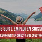 7 webinars sur l'emploi en Suisse : des experts répondent en direct à vos questions