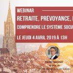 Retraite, prévoyance, invalidité (temporaire ou définitive) : comprendre le système social suisse [Webinar]